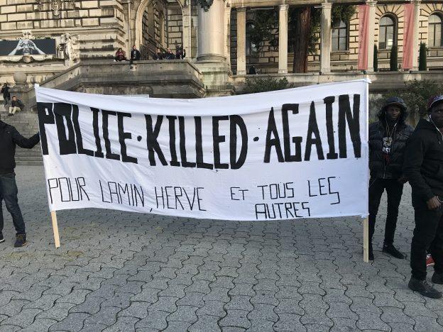 Il y a un an, Hervé mourrait sous les balles de la police !