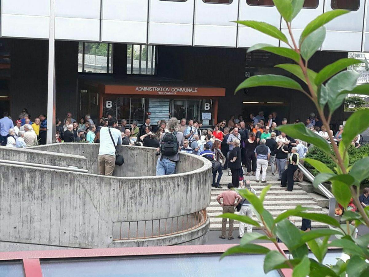 Le racisme gangrène Lausanne – Racism plagues Lausanne