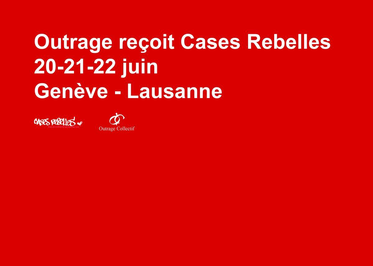 ————–Violences policières ———20-21-22 juin —————-Genève – Lausanne