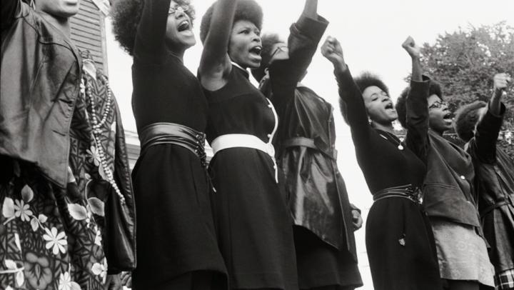 Afrofem contre police